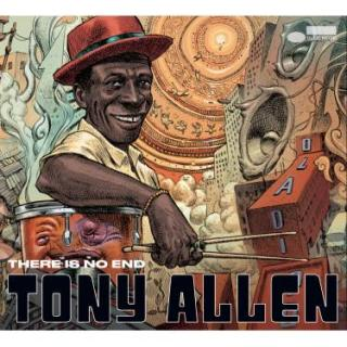 THERE IS NO END - ALLEN TONY [CD album]